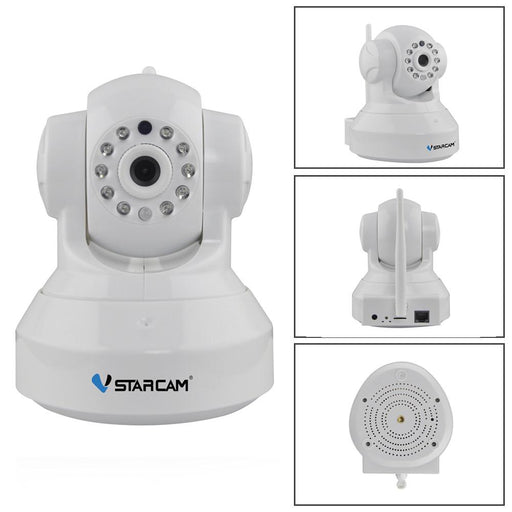 Vstarcam C7837Wip Ip Camera 720P Hd Video Surveillance Security Wifi Camera P2P Cctv Camera-Security IP camera Store-EU Plug-EpicWorldStore.com