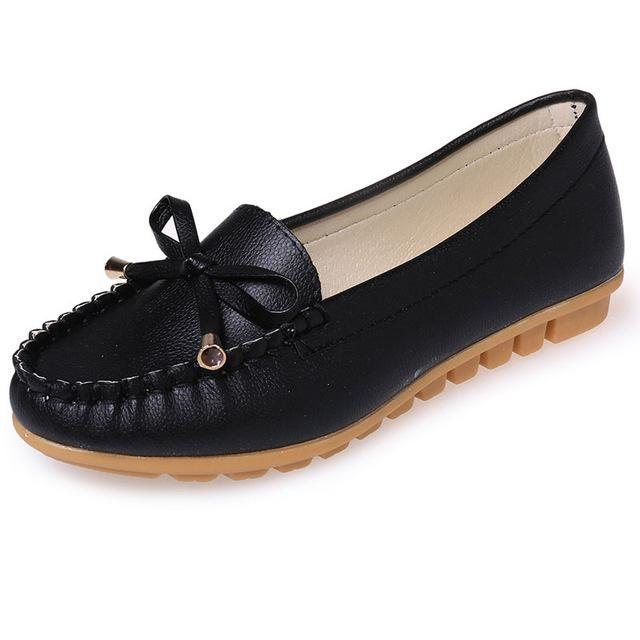 e0432cc16476 Vtota Flat Shoes Women Autumn Slip On Shoes For Women Loafers Moccasin  Womens Zapatos Mujer Ballet