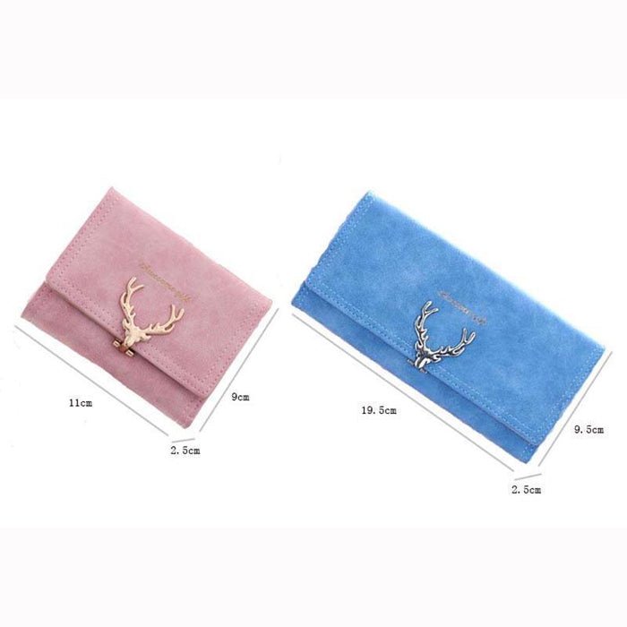 Wallet Women Purse High Capacity Long Wallet Female Long Design Purse Women Coin Purses-Wallets-Teal Trading Company Store-pink-EpicWorldStore.com