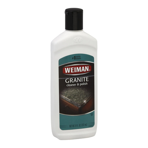 Weiman Granite - Cleaner And Polish - Case Of 6 - 8 Oz.-Eco-Friendly Home & Grocery-Weiman-EpicWorldStore.com