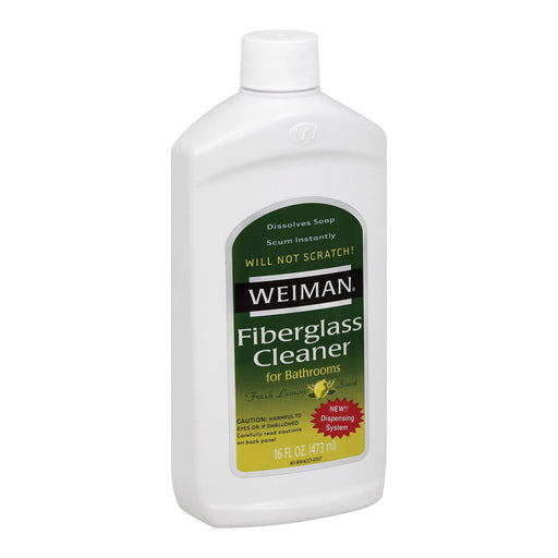Weiman Tub - Tile And Fiberglass Cleaner - Case Of 6 - 16 Oz.-Eco-Friendly Home & Grocery-Weiman-EpicWorldStore.com