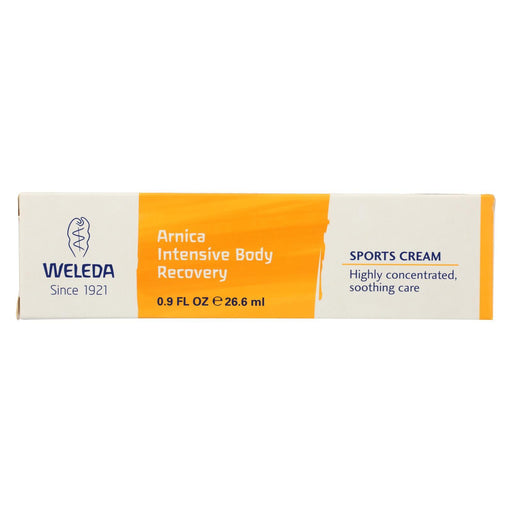 Weleda Arnica Intensive Body Recovery - 0.9 Oz.-Eco-Friendly Home & Grocery-Weleda-EpicWorldStore.com