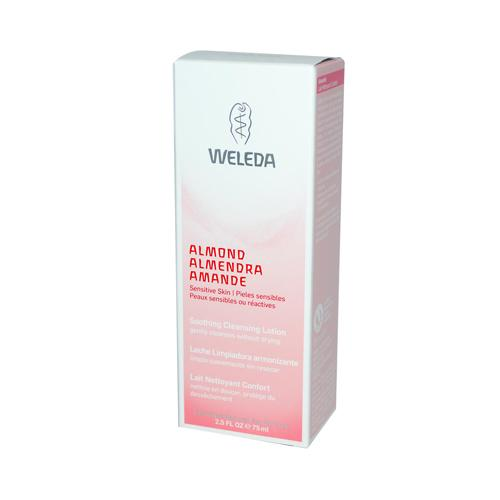 Weleda Soothing Cleansing Lotion Almond - 2.5 Fl Oz-Eco-Friendly Home & Grocery-Weleda-EpicWorldStore.com