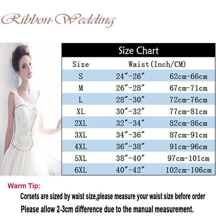 Wholesale Women Stylish Underbust Waist Corset Bustier Body Shape Lace Up Tummy Embroidery Plus Size-Bustiers & Corsets-The best corset-White-S-EpicWorldStore.com