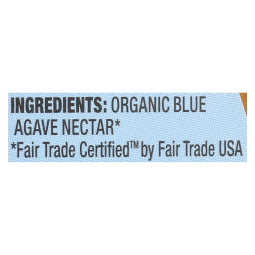 Wholesome Sweeteners Blue Agave - Organic - 11.75 Oz - Case Of 6-Eco-Friendly Home & Grocery-Wholesome Sweeteners-EpicWorldStore.com