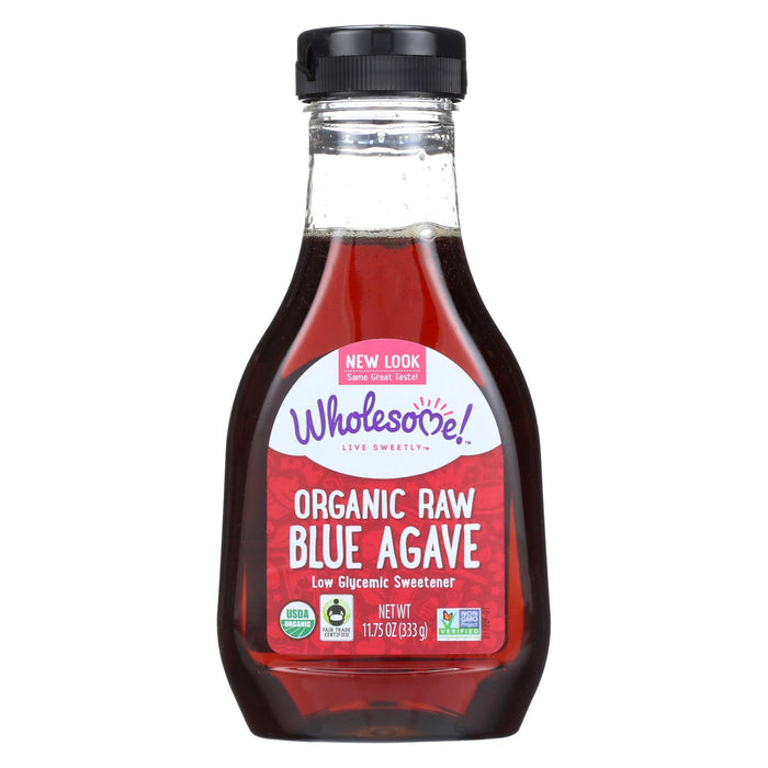 Wholesome Sweeteners Blue Agave - Organic - Raw - 11.75 Oz - Case Of 6-Eco-Friendly Home & Grocery-Wholesome Sweeteners-EpicWorldStore.com
