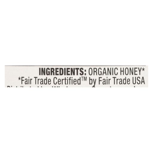 Wholesome Sweeteners Honey - Organic - White - Unfiltered - Case Of 6 - 16 Oz-Eco-Friendly Home & Grocery-Wholesome Sweeteners-EpicWorldStore.com