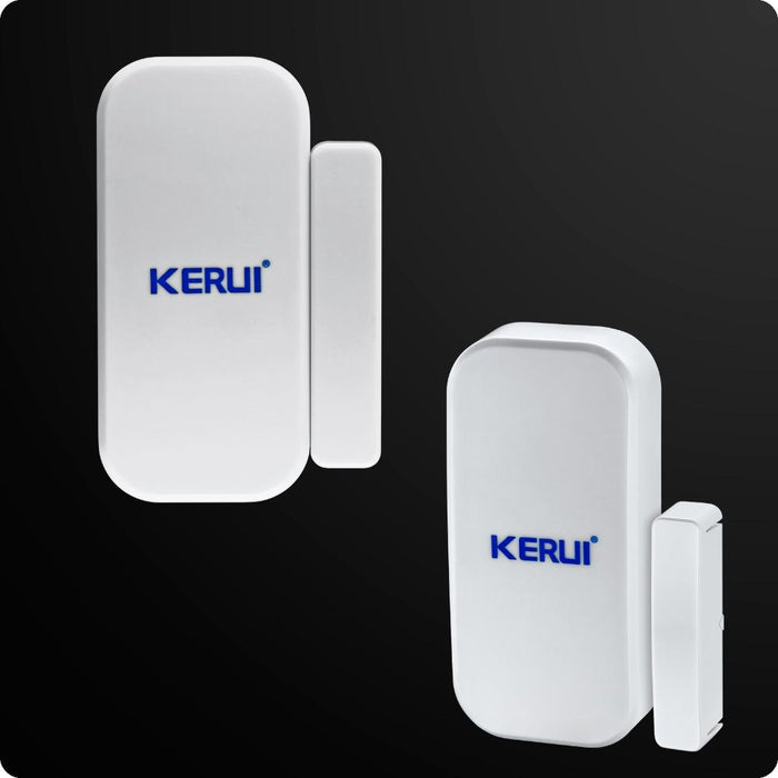 Wireless Home Alarm System Security Android Ios App Control 720P Hd Ip  Camera Wireless Solar Siren