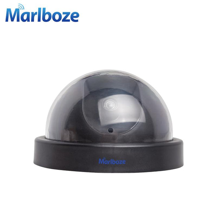 Wireless Home Security Fake Camera Simulated Video Surveillance Indoor/Outdoor Surveillance Dummy Ir-Marlboze Official Store-FZBQ-EpicWorldStore.com