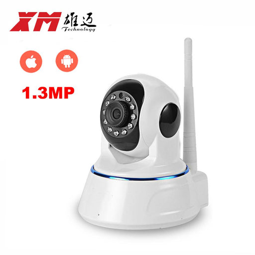 Wireless Security Cam 960P Hd Video Surveillance Recording Streamed On Smart Devices 2 Way Audio-XM -ICSee Store-EU Plug-EpicWorldStore.com