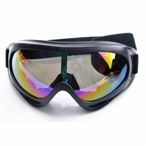 Wolfbike Skiing Snowboarding Glasses Paintball Sport Uv400 Protection For Hunting Airsoft Snow-Shooting-Diana Sports Products Co.,Ltd.-Black-EpicWorldStore.com