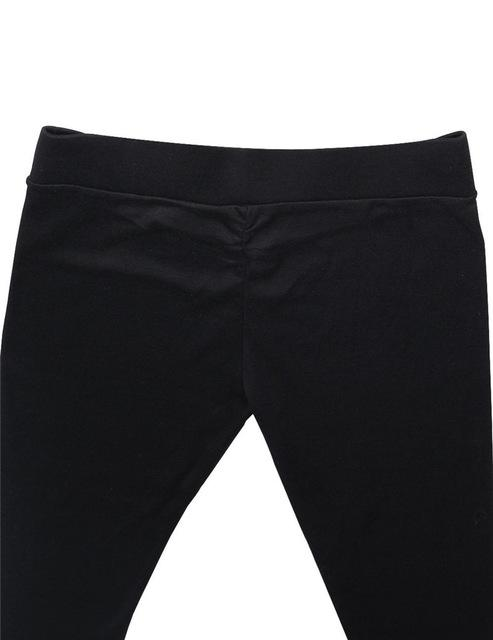 Women Pants Workout Leggings-Bottoms-CHRLEISURE Store-Solid Black-S-EpicWorldStore.com