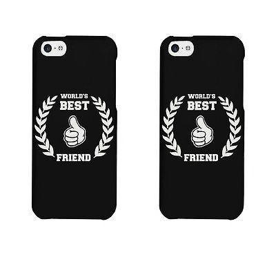 newest abbc6 dae78 World'S Best Friend Cute Bff Matching Phone Cases For Best Friends