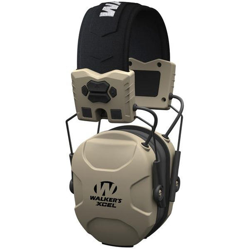 Xcel 100 Digital Electronic Muff With Voice Clarity-Outdoor Recreation & Fitness-WALKER'S GAME EAR(R)-EpicWorldStore.com