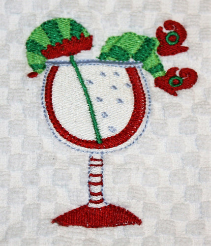 Tipsy Elf Kitchen Towel