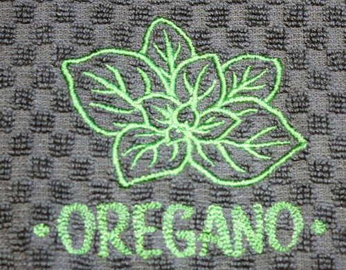 Oregano Kitchen Towel