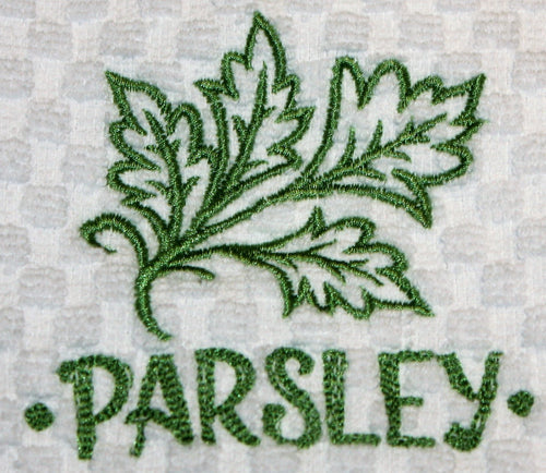 Parsley Kitchen Towel