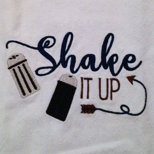 Shake it up Kitchen Towel
