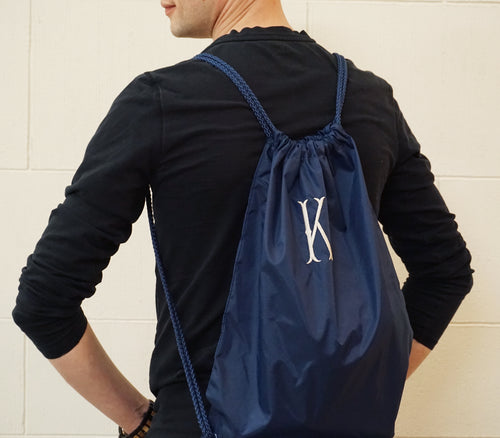 Drawstring Backpack - ES Embroidery