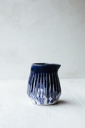 little hand crafted ceramic pourer jug by clay beehive ceramics
