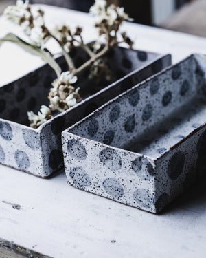 Rustic Rectangle Loaf pans