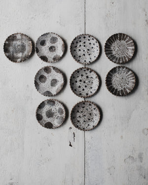 ceramic plates for snacks perfect for retail cafes and restaurants by clay beehive