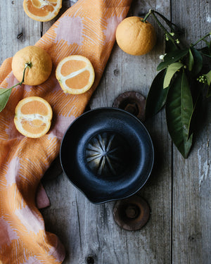 wheelthrown juicers for lemons and limes perfect for your kitchen by clay beehive
