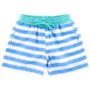 5ee01bd5fe Blue Stripe Swim Trunk – 1Z 2Z 3Z Baby & Toddler Boutique