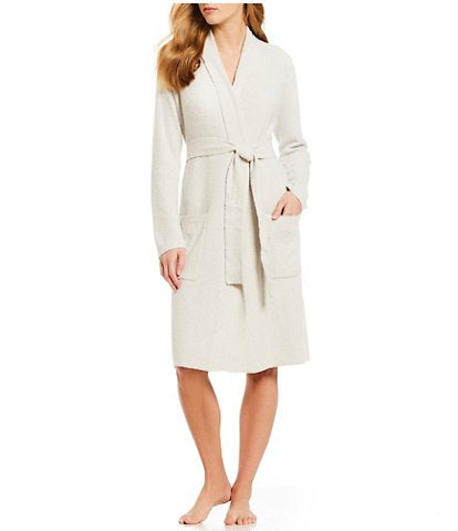 CCL Heathered Ribbed Robe