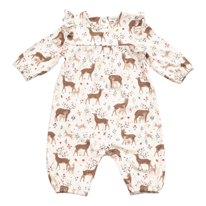 1z 2z 3z baby and toddler boutique little deer ruffle romper angel dear richmond virginia