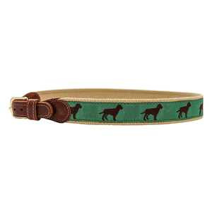 Buddy Belt in Chocolate Dog