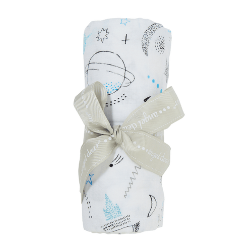 1z 2z 3z Outer space swaddle baby toddler boutique baby gift richmond virginia