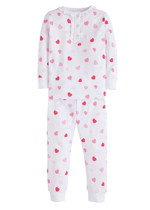 Girl Hearts 2-pc PJ