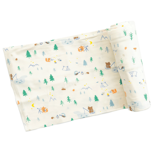 Little Campers Modal Swaddle