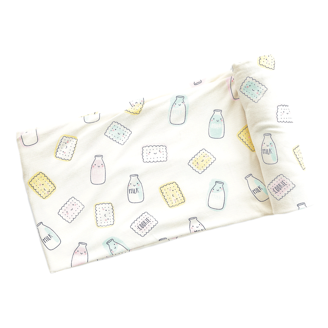 Milk and Cookies Modal Swaddle
