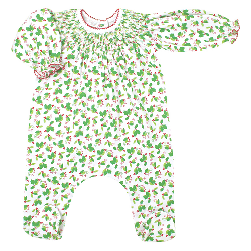 1z 2z 3z baby and toddler boutique happy holly days magnolia baby bishop smocked footie