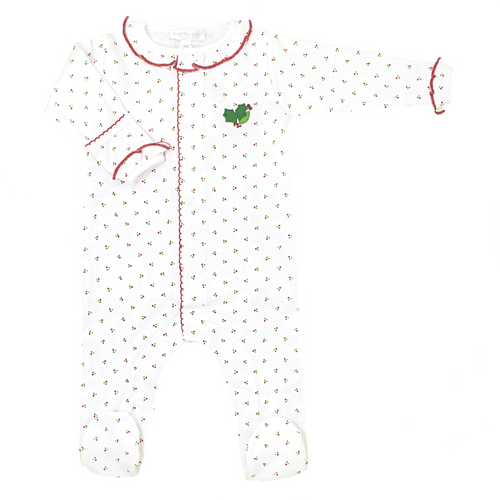 1z 2z 3z baby and toddler boutique holiday christmas clothing footie magnolia baby happy holly days