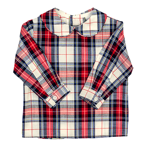 bailey boys shaw plaid toddler boutique baby classic clothing