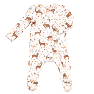 1z 2z 3z richmond virginia baby and toddler boutique little deer footie