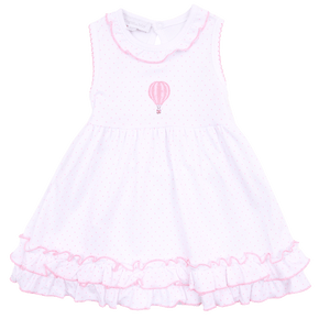 1z 2z 3z Sky's The Limit Embroidered Dress Magnolia Baby Richmond Virginia