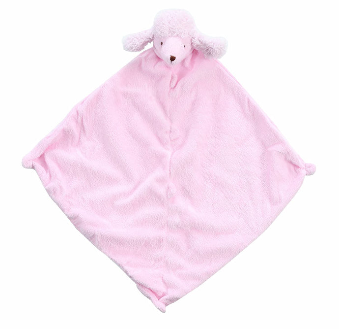 Poodle Lovie Blanket