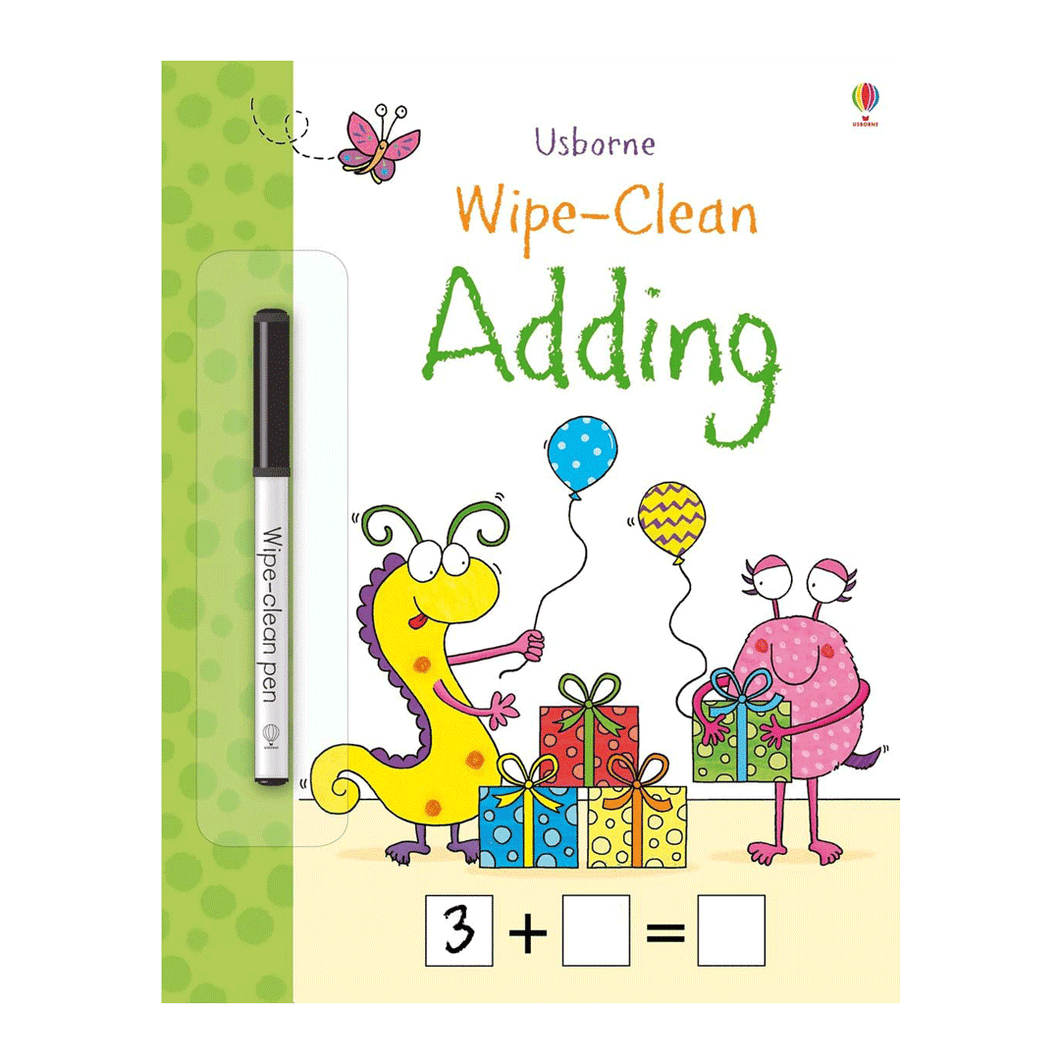 Adding Wipe Clean