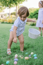 Palmer Short Sleeve Bubble in Bunny Basket