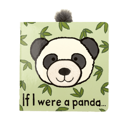 If I were a panda by Jellycat baby and toddler gift boutique