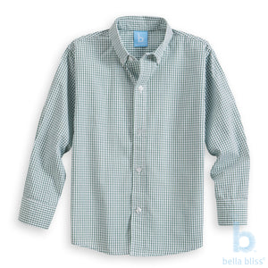 Buttondown Shirt in Knox Check