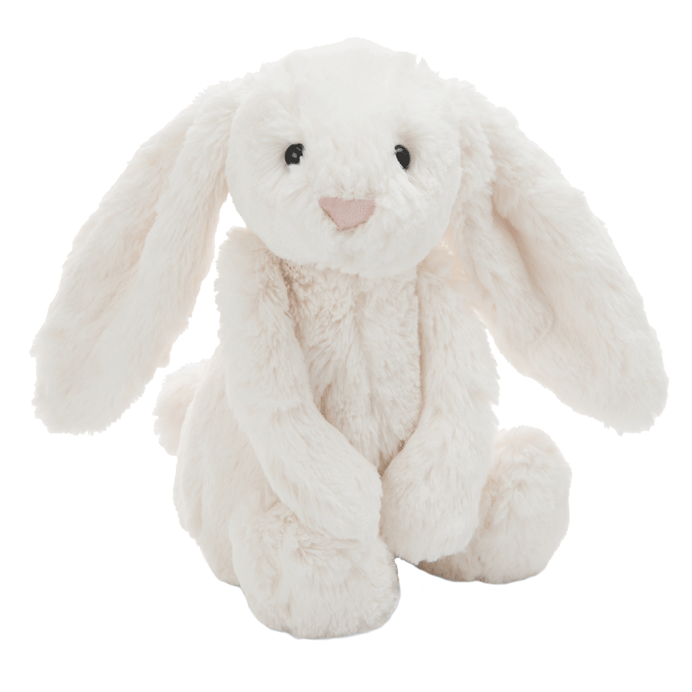Cream Bashful Bunny