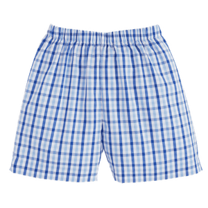 1z 2z 3z Little English Seaside Plaid pull up short plaid