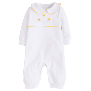 bee crochet 1z 2z 3z playsuit little english bee collection