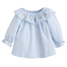 bee grand bespoke blouse little english 1z 2z 3z baby and toddler boutique richmond virginia baby