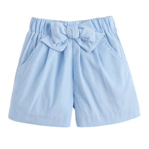 1z 2z 3z richmond virginia bow shorts little english light blue back to school clothing girl clothing
